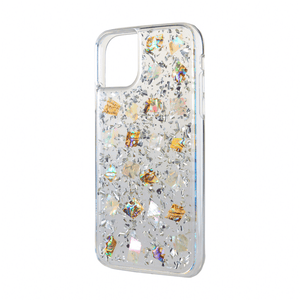 Boomtique Mother of Pearl Silver for iPhone  12 Pro Max