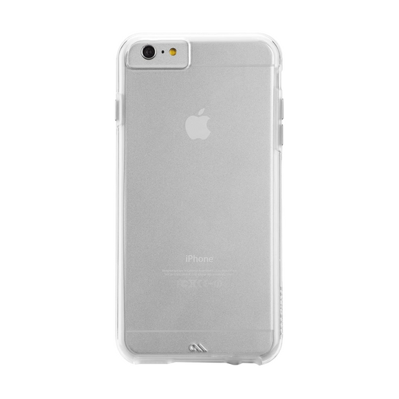 Case-Mate Naked Tough Clear For iPhone 6+/6s+/7+/8+
