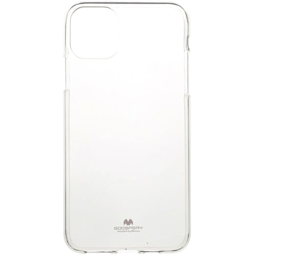 Goospery Soft Feeling Jelly Clear Case for Iphone 12 Mini