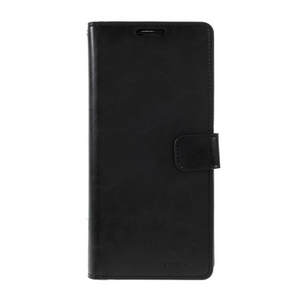 Goospery Mansoor Black Wallet Diary Case for Samsung Galaxy S20 Ultra