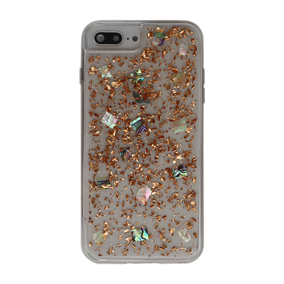 Boomtique Mother of Pearl Rose Gold for iPhone 6+/7+/8+