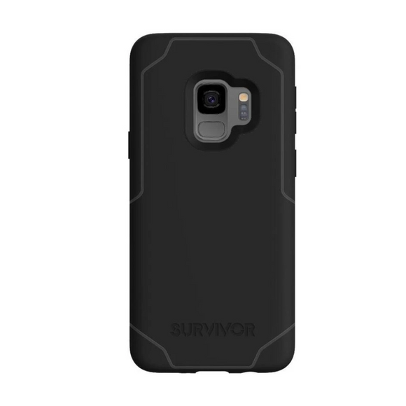 Griffin Survivor Strong Black/Grey For Samsung Galaxy S9