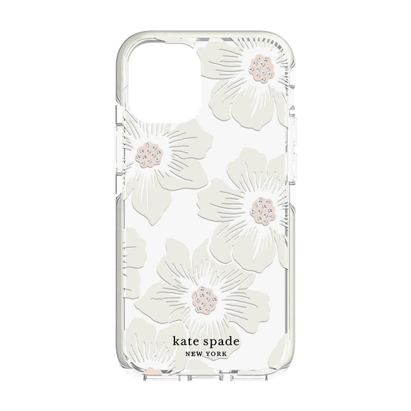 Kate Spade Hollyhock Floral Hardshell Case for Iphone 12 Mini