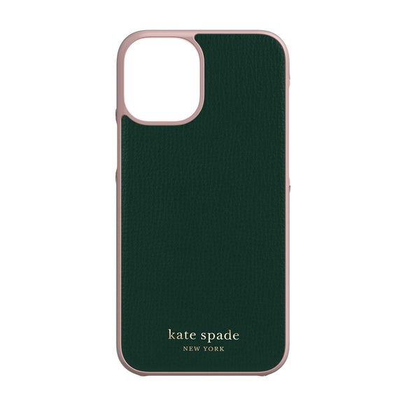 Kate Spade Deep Evergreen for Iphone 12 Mini