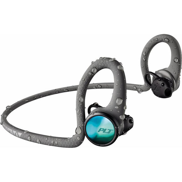 Plantronics BackBeat Fit 2100 Grey Wireless Sport In-Ear Headphones