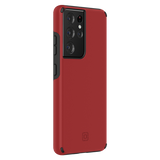 Incipio Duo Salsa Red for Samsung S21 Ultra