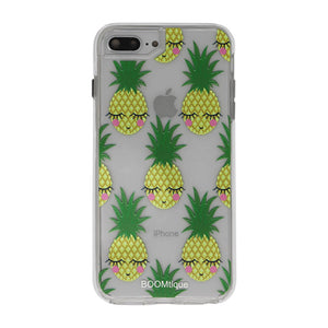 Boomtique Girly Pineapple for iPhone XR