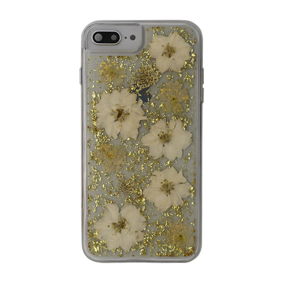Boomtique Karat Petals White for iPhone 6/7/8/SE (2020)