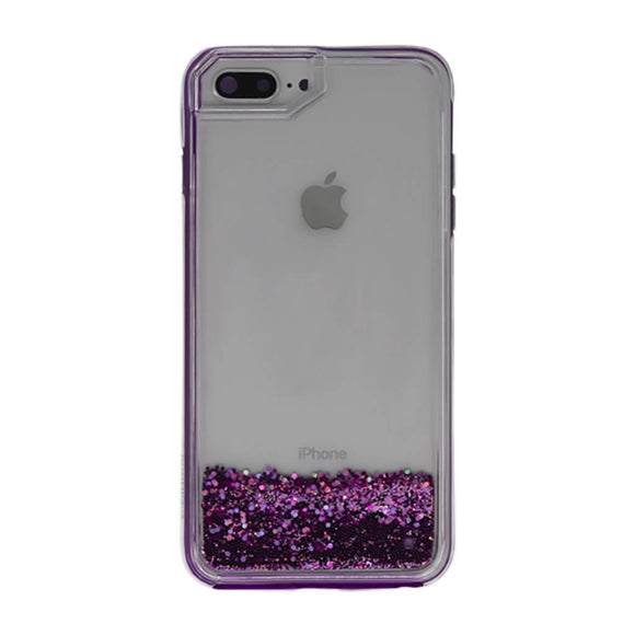 Boomtique Waterfall Purple for iPhone XR