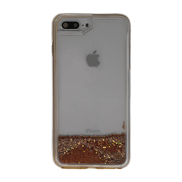 Boomtique Waterfall Gold for iPhone X/Xs