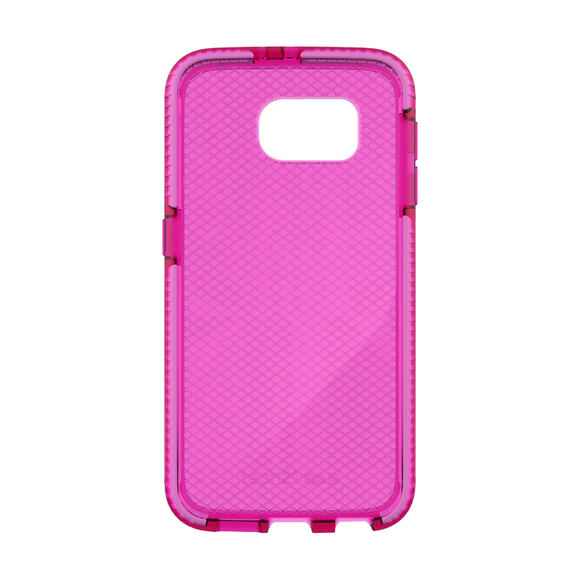 Tech21 Pink White Evo Check for Samsung Galaxy S6