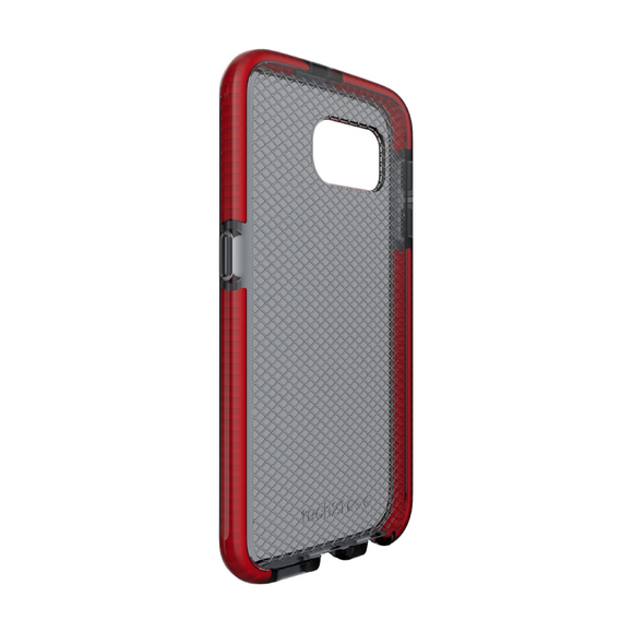 Tech21 Smoke Red Evo Check for Samsung Galaxy S6