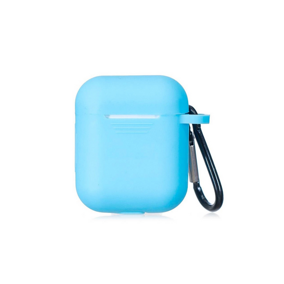 WIWU iGlove 360° Silicon Protect Airpod Case Blue
