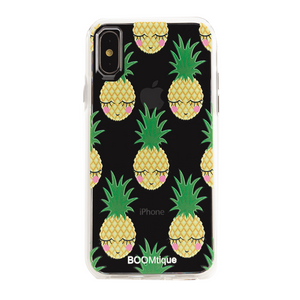 Boomtique Girly Pineapple for iPhone Xs Max