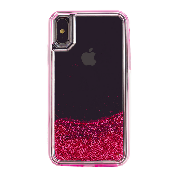 Boomtique Waterfall Pink for iPhone Xs Max