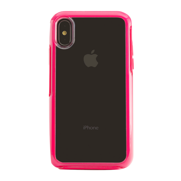 Boomtique Extreme Pink for iPhone X/Xs