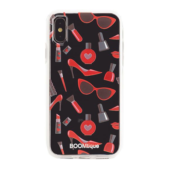 Boomtique Feminine Essentials for iPhone Xs Max