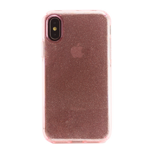 Boomtique Glitter Pink for iPhone X/Xs