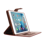 Goospery Red Canvas Diary Case For iPad Mini 1/2/3