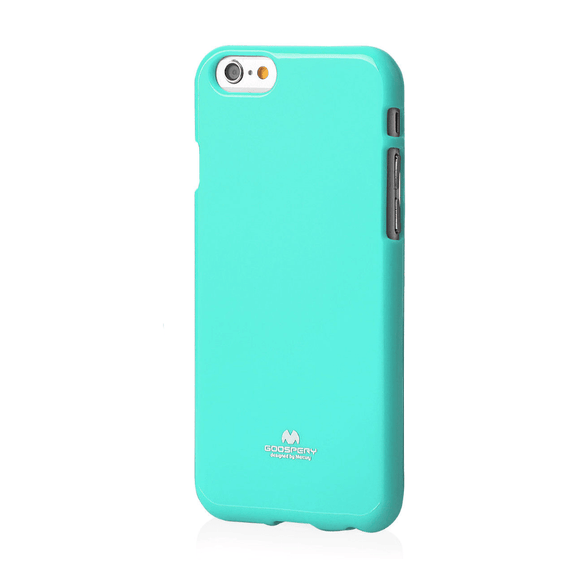 Goospery Mercury Aqua Pearl Jelly Case for iPhone 7+/8+