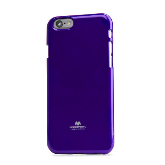 Goospery Mercury Purple Pearl Jelly Case for iPhone 7+/8+