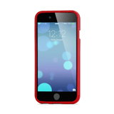 Goospery Mercury Candy Red Pearl Jelly Case for iPhone 7+/8+