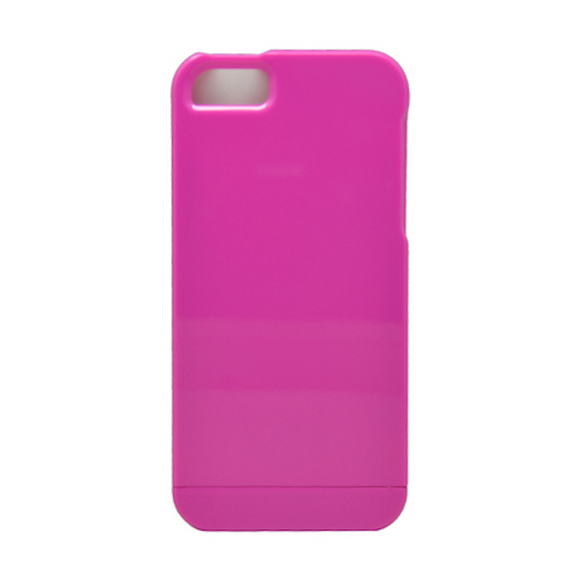 Invy Glossy Fuschia Case for iPhone 5/5s/SE (2016)