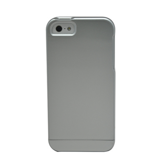 Invy Glossy Silver Case for iPhone 5/5s/SE (2016)