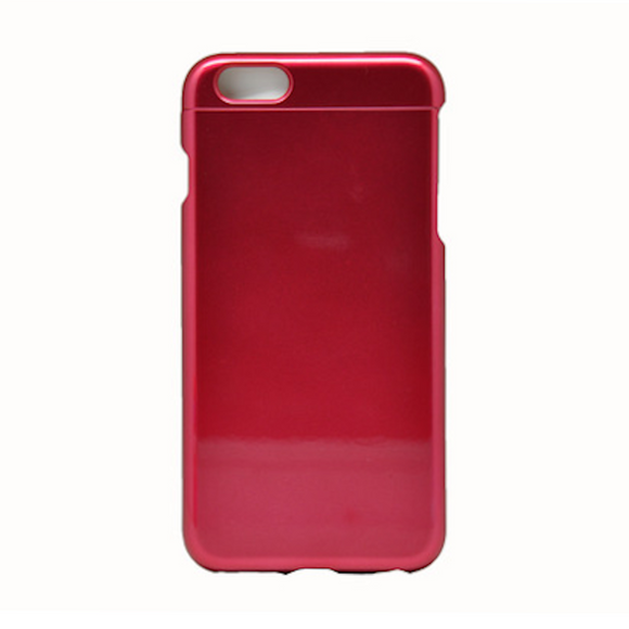 Invy Glossy Red Case for iPhone 6+/6s+/7+/8+