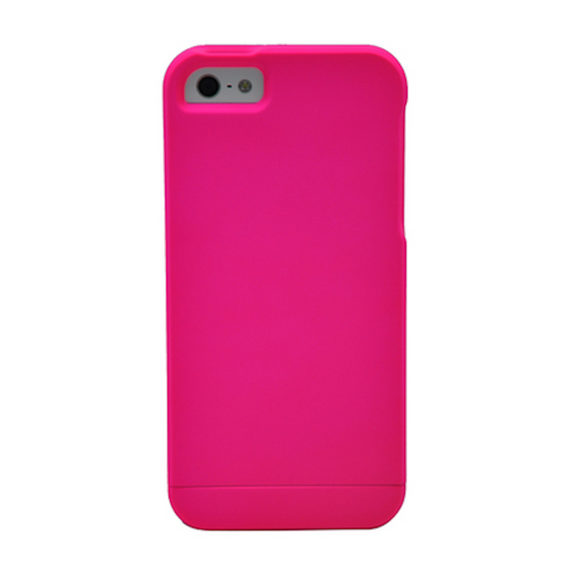 Invy Matte Fluro Pink Case for iPhone 5/5s/SE (2016)