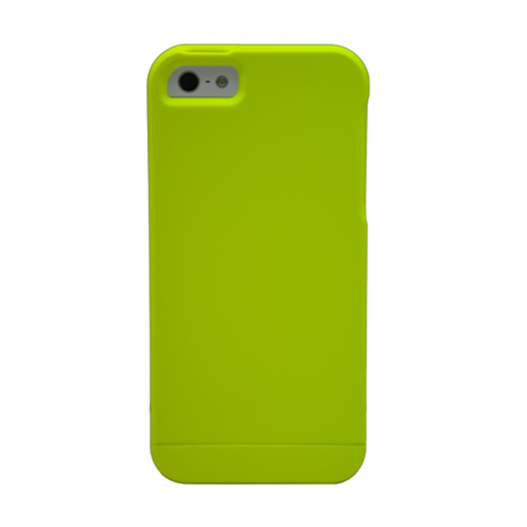 Invy Matte Fluro Yellow Case for iPhone 5/5s/SE (2016)