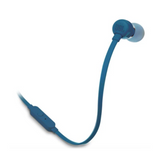 JBL Tune 110 Blue In-Ear Headphones
