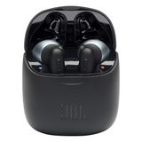 JBL Tune 220TWS Pure Bass Zero Cables Black Earbud Headphones