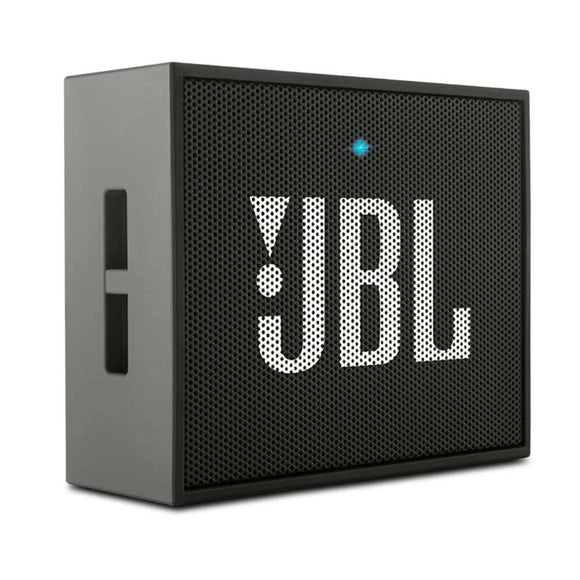 JBL GO Black Portable Bluetooth Speaker