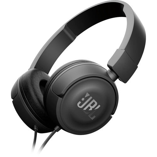 JBL T450 Black On-Ear Wireless Headphones