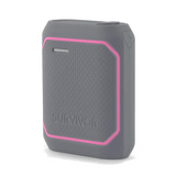 Griffin Survivor Pink Rugged Power Bank Battery 10,050 mAh