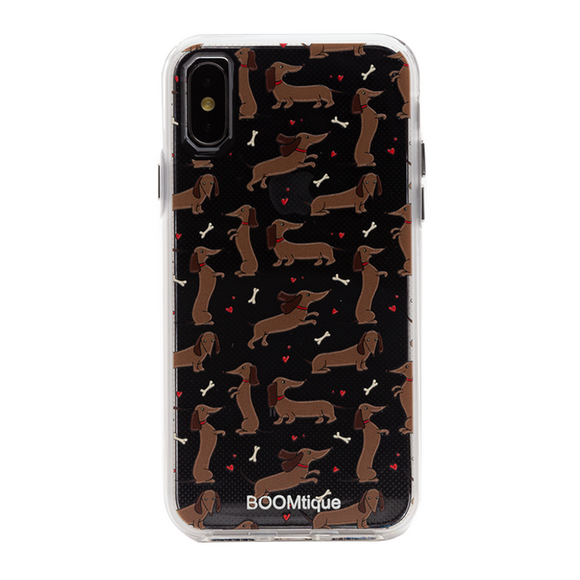 Boomtique Sausage Dog for iPhone X/Xs