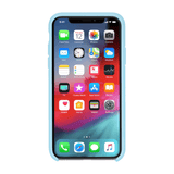 Diesel Printed Co-Mold Blue Soft Touch Case for iPhone X/Xs