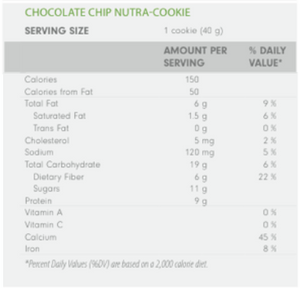 Nutra-Cookie™ - BodyByVi.it