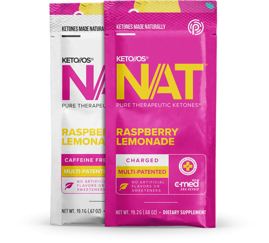 KETO//OS NAT® – Raspberry Lemonade - BodyByVi.it