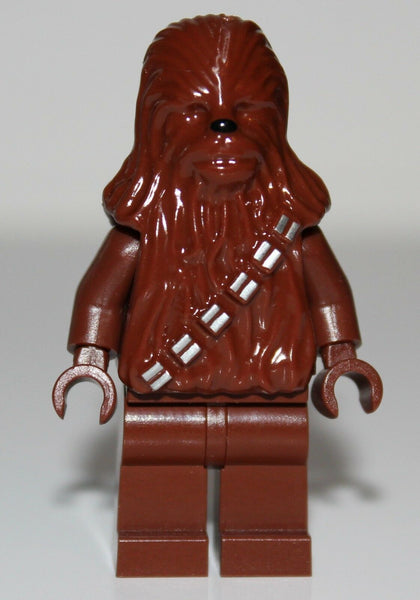 Lego Star Wars Chewbacca Minifig   MagVer NEW