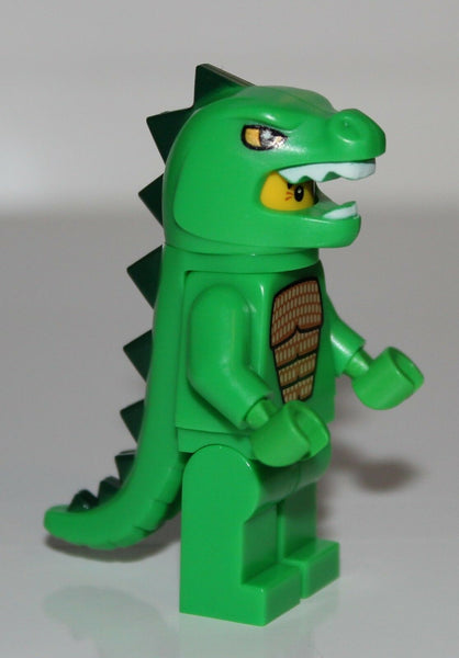 Lego Lizard Man Minifig Series 5 Collectibles