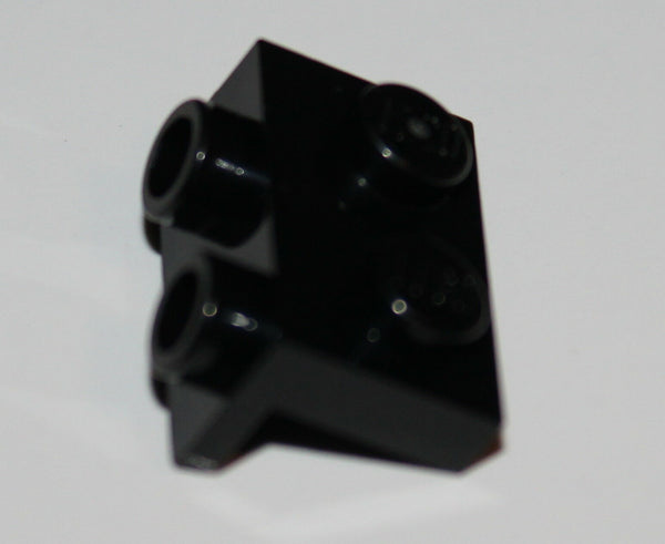 Lego 9x Black Hinge Cylinder 1 x 3 Locking 1 Finger and Pin Friction Ridges