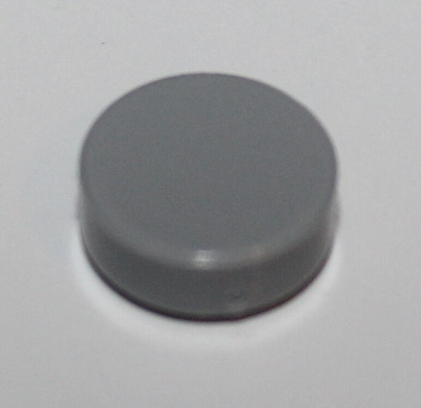 Lego 20x Light Bluish Gray Tile Round 1 x 1 NEW