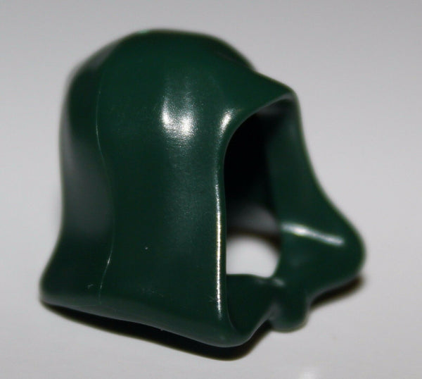 Lego Dark Green Minifig Hood Headgear NEW