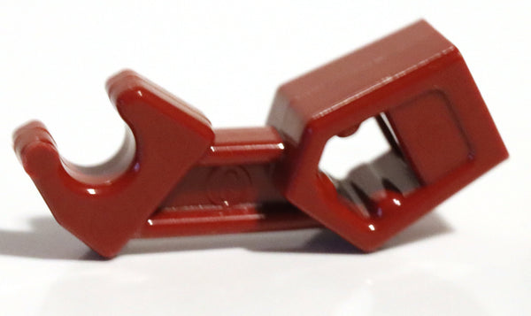 Lego 2x Dark Red Arm Mechanical Exo-Force Bionicle Thin Support