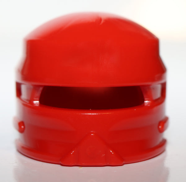 Lego Castle Red Santis Fanciful Minifig Visor NEW