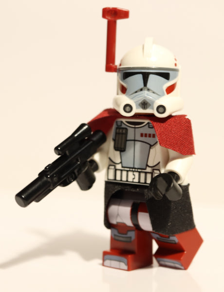 Lego Star Wars ARC Trooper with Backpack - Elite Clone Trooper
