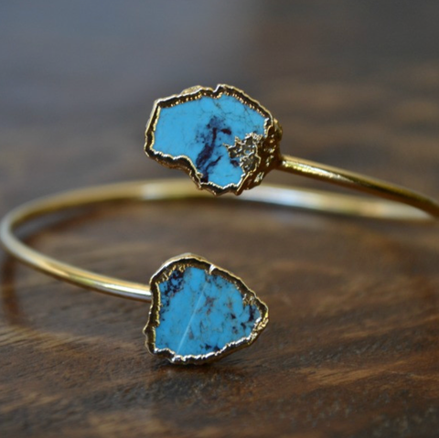 TURQUOISE: GEMSTONE OF THE MONTH