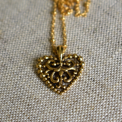 HEART GIFT NECKLACE